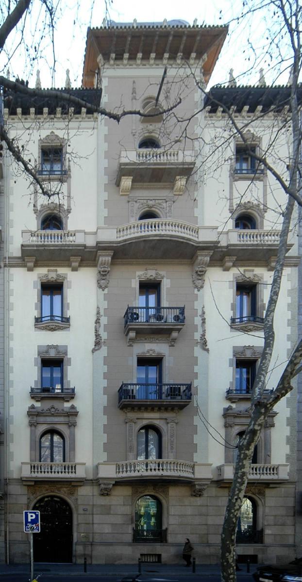 330 edificio de oficinas diagonal 401 barcelona for Oficina king barcelona